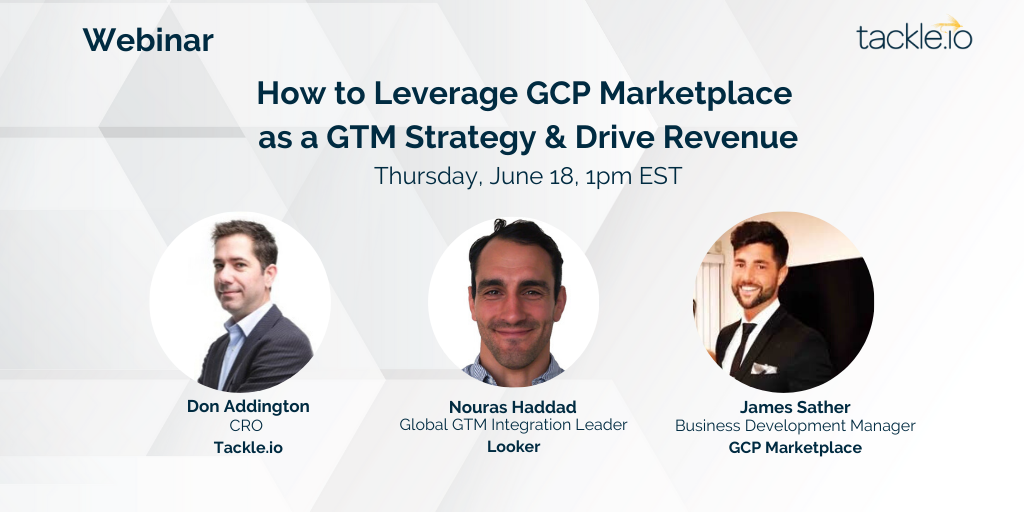 How to Leverage GCP Marketplace as a GTM Strategy: Webinar Recap image